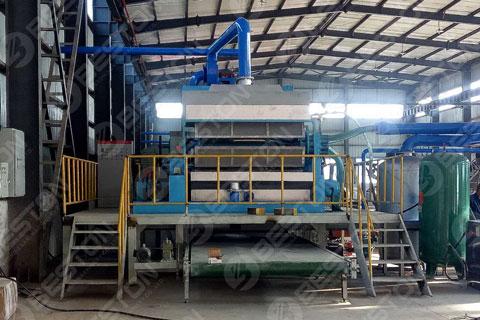 Seelding Tray Making Machine