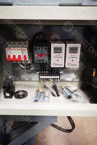 Delivery of PLC to Iraq