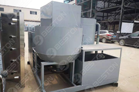 Pulp Making System Delivered to US