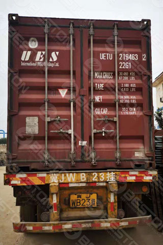 Beston Egg Tray Machine Shipped to Sudan