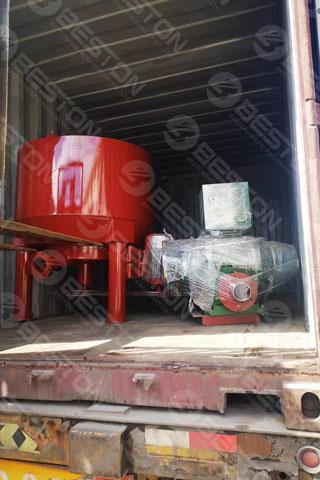 Pulp Making System Delivered to Bangladesh
