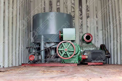 Pulping System Shipped to Sudan